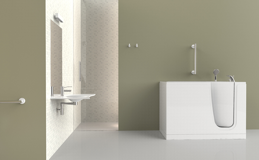 baignoire avec porte pour handicap baignoire porte latrale suouvrant sur luextrieur conue pour. Black Bedroom Furniture Sets. Home Design Ideas