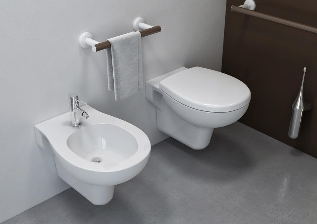 salle de bains contemporary radical