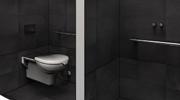 Salle de bains pour hotel