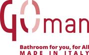 Logo Salles de bain pour personnes handicapées et âgées | Goman